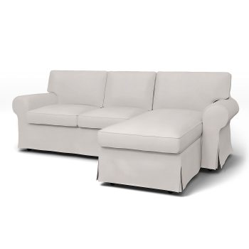 EKTORP, 3-seater sofa, with chaise longue